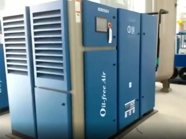 熔喷布生产为什么用深圳无油空压机