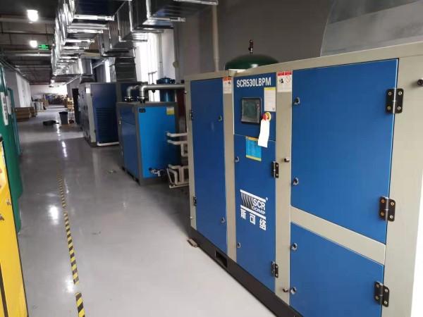 你一定要知道的!深圳变频空压机厂家告诉你超能机的优势所在
