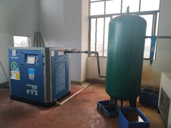 喜讯!广东明起二级响应降为3级,熔喷布空压机还要生产吗?
