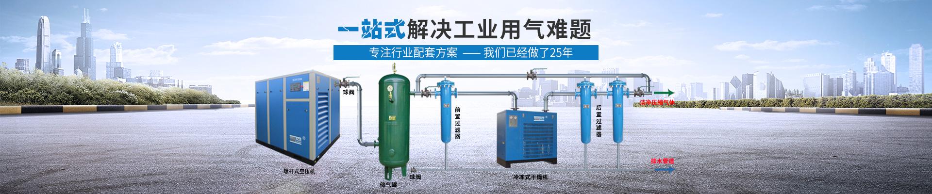 斯可络-一站式解决工业用气难题