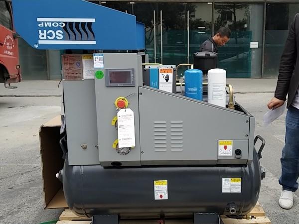 2000瓦激光机配多大的空压机?