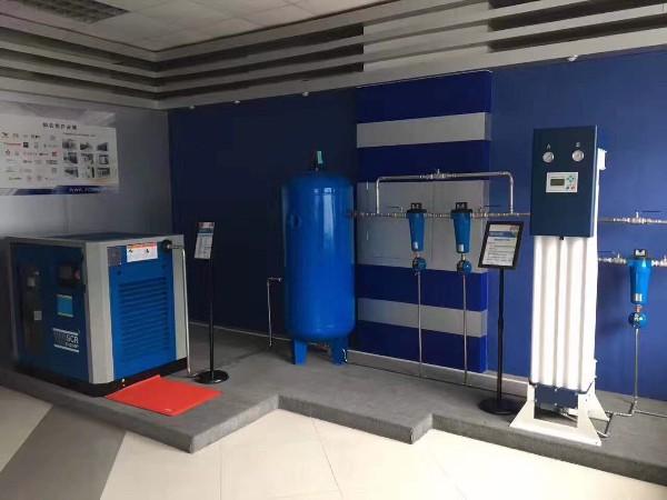 SCR75PM永磁变频空压机应用于深圳某制造厂