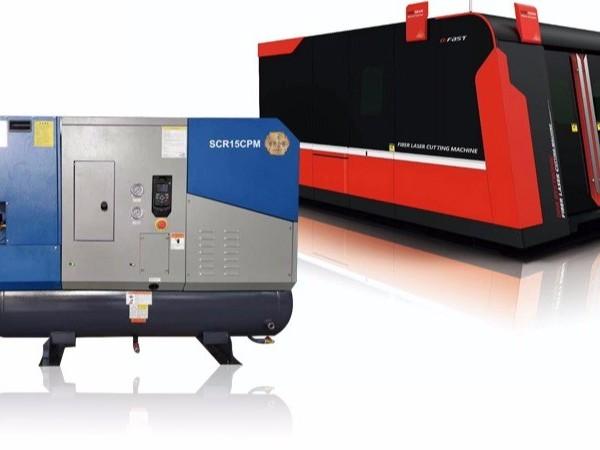 激光切割业专用空压机有什么样的特点