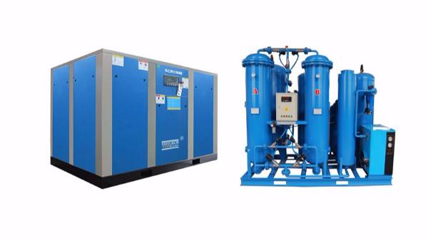 空压机配套制氮机