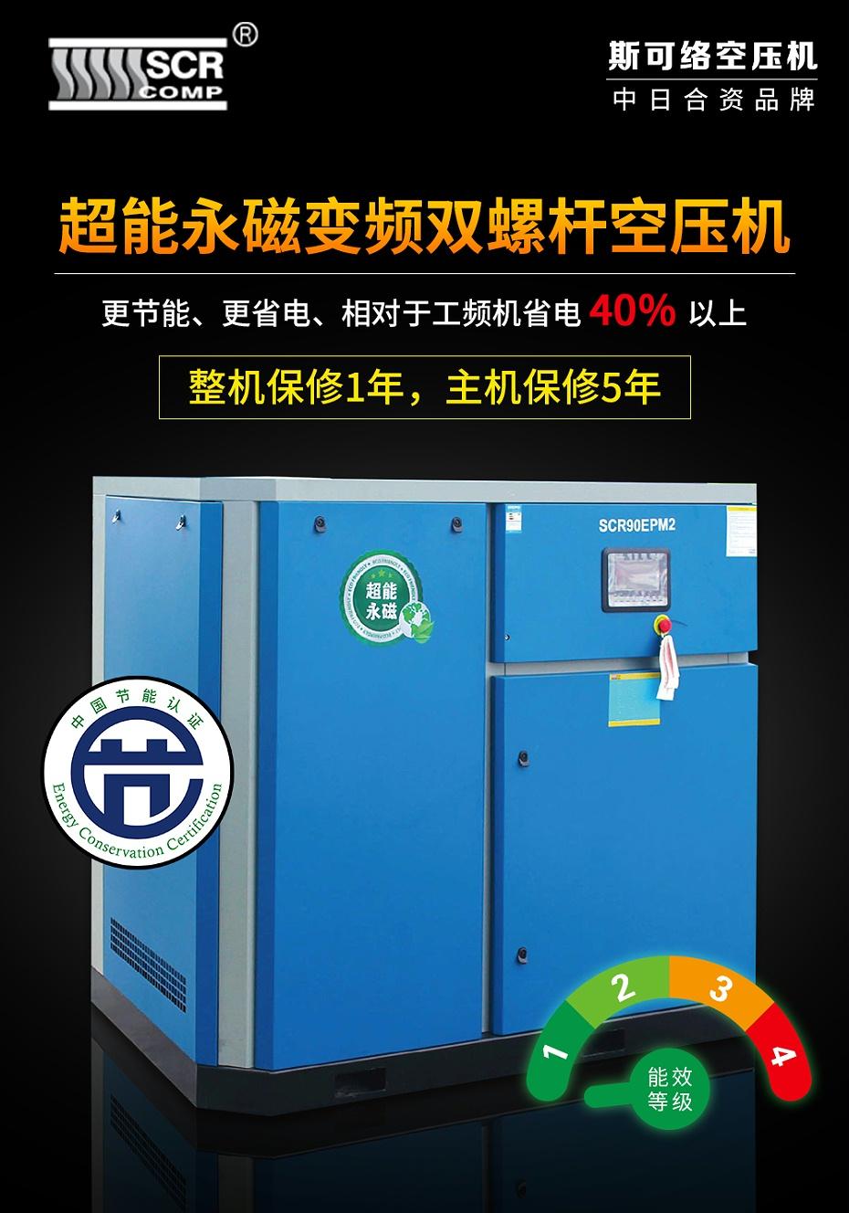 斯可络超能永磁EPM2节能省电