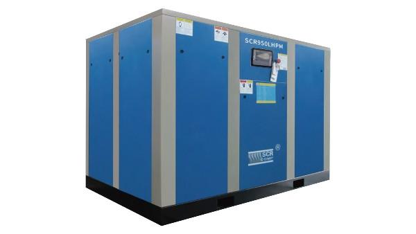 博猫平台-低压两级永磁变频双螺杆空压机