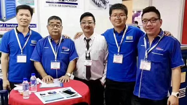 斯可络-马来西亚吉隆坡团队