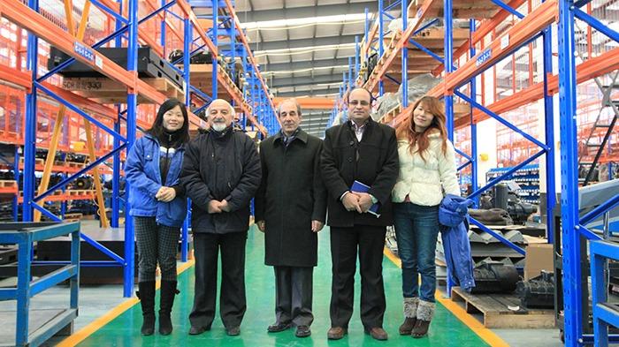 斯可络-伊朗服务团队
