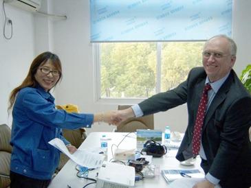 斯可络压缩机公司与俄罗斯经销商正式签署长期合作协议