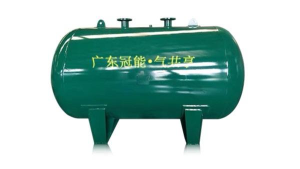 博猫平台-卧式碳钢储气罐