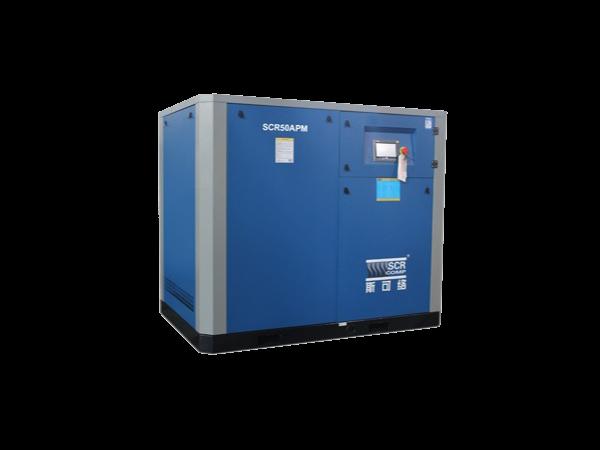 斯可络永磁变频节能空压机节电系统的性能特点