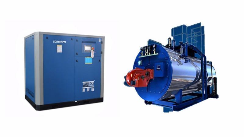 锅炉配套专用空压机