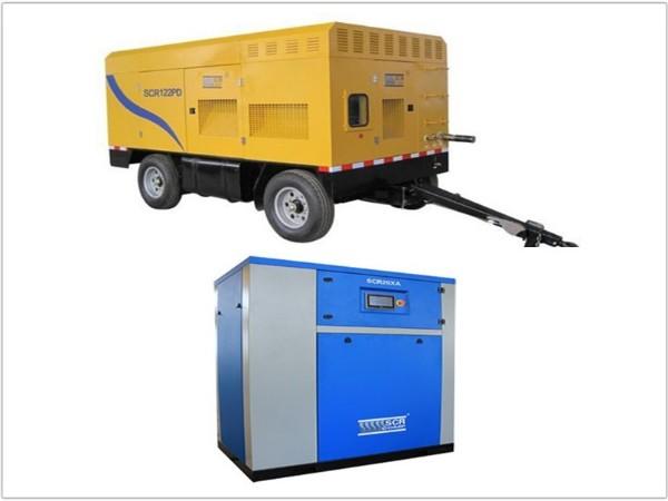 柴油移动式压缩机