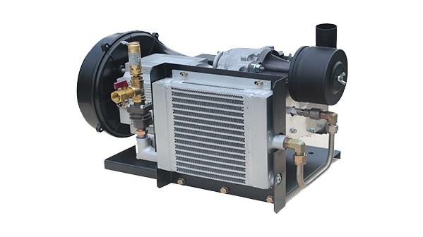 新能源车载无油涡旋空气压缩机