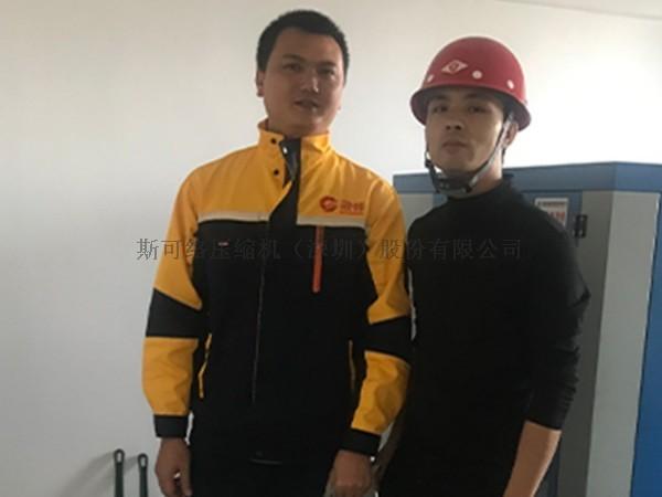 广州无油空压机牌子哪家好,怎么选?