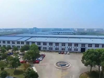 斯可络空压机工厂介绍