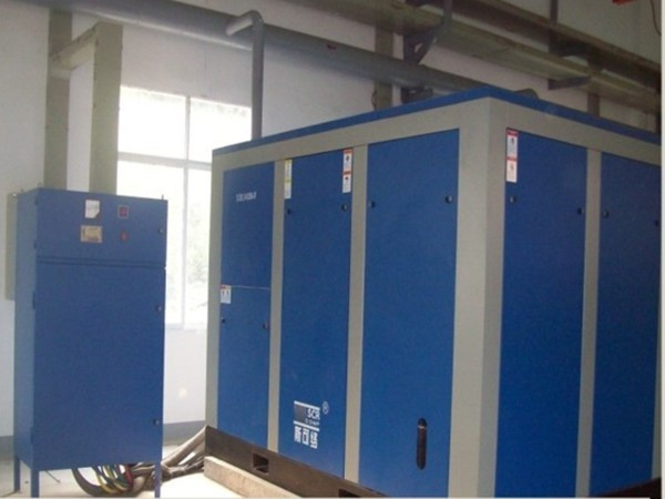 无油螺杆空压机应用于广州人民医院