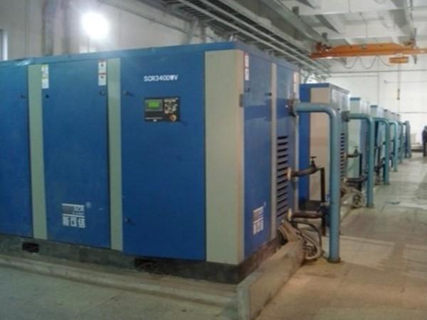 变频螺杆空压机应用于某电线行业