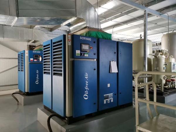 深圳无油空气压缩机多少钱可靠?
