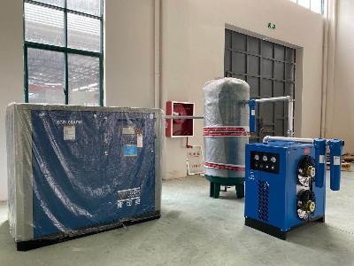 纺织厂选用深圳节能永磁变频螺杆空压机省电降本,质量服务有保证!