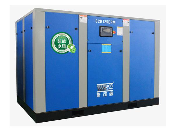 东莞空压机的排气压力取决于什么?