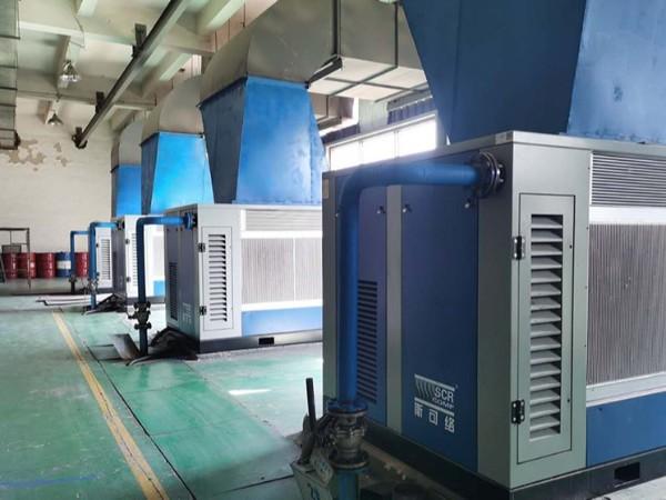 深圳螺杆式空气压缩机