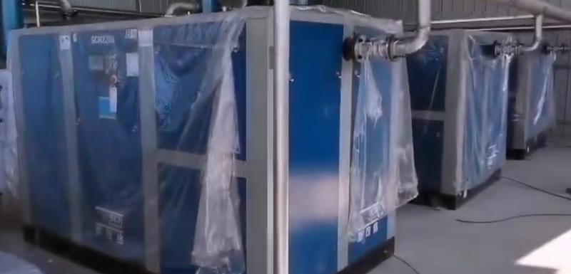 斯可络变频空压机