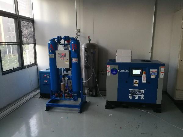 深圳无油空压机