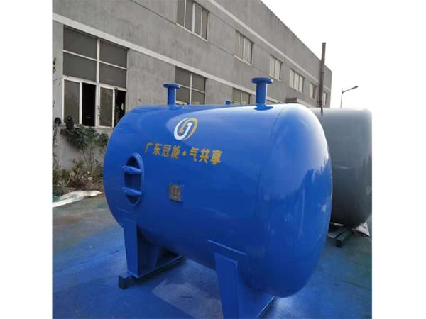 空气压缩机的储气罐有什么作用呢?