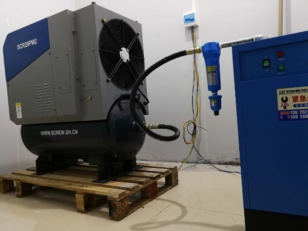 广州永磁变频空压机省电成了购买条件