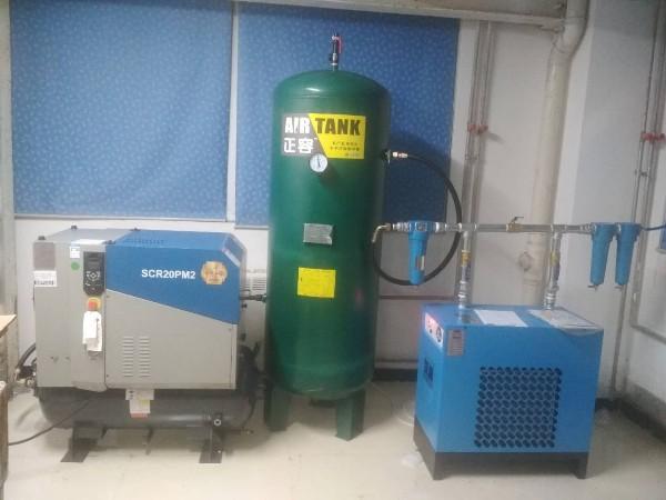 空压机为什么要安装储气罐呢?