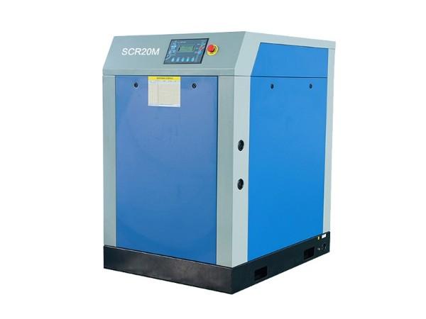 20HP螺杆空压机为德丽华彩有限公司生产助力