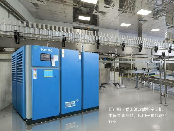 被用户信赖的广东无油空压机厂家主要具有哪些优势?