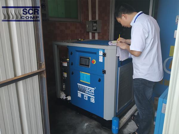 购置熔喷布空压机我们要考虑哪些因素你知道吗?