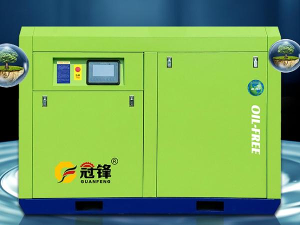 值得一看,高配置的深圳无油水润滑空压机优势