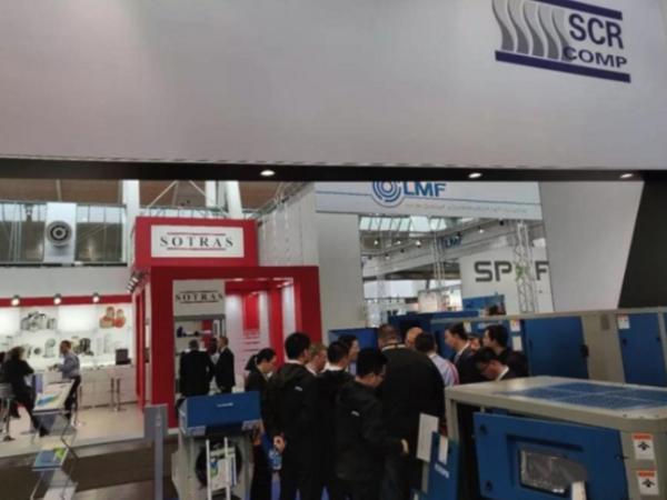 斯可络受邀参加2019年德国汉诺威工业博览会