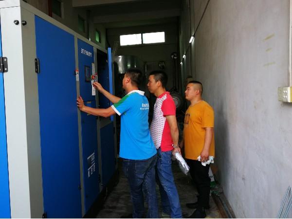 广州纺织配套压缩机厂家找哪家合适?