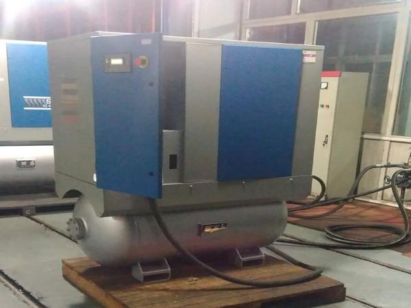 一体式永磁螺杆空压机应用于广东某电缆行业