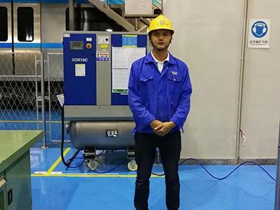 深圳地铁集团采用永磁变频一体式空压机