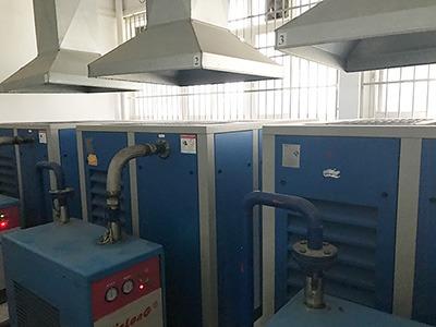 肇庆第一人民医院牵手永磁变频节能空压机
