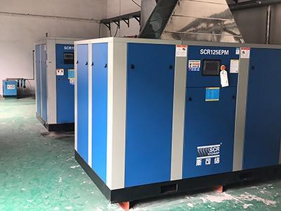 佛山奥迪车门厂家采用斯可络永磁变频空压机