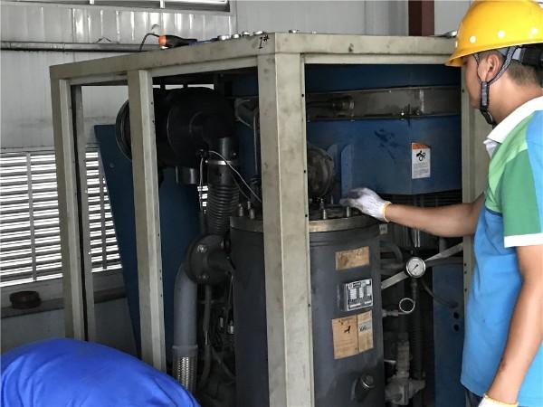 惴惴不安,广州螺杆变频空压机节能可行吗?
