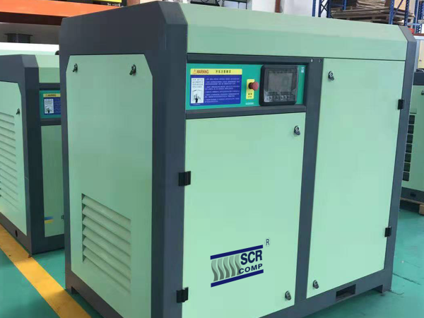 熔喷布生产就选37Kw深圳无油空压机满足标准!
