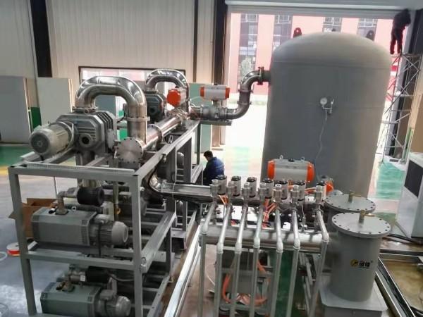 化工生产中如何结合工艺选用节能真空泵?