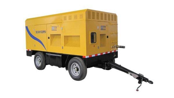 博猫平台-柴油移动式压缩机