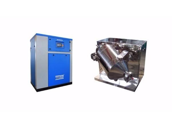 医药搅拌配套专用空压机配套过滤器能在起到什么作用?