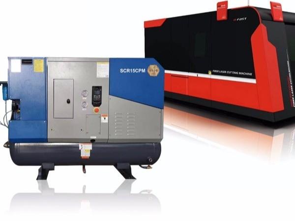 激光切割行业你知道要怎么做压缩空气解决方案吗?