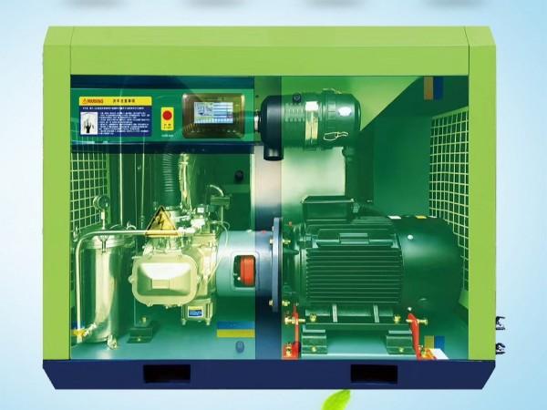 为什么说熔喷布生产选择水润滑无油空压机比较适合?