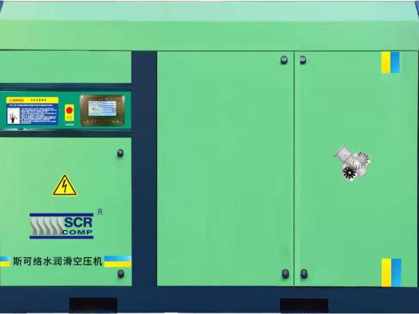 熔喷布生产就用深圳无油空压机!