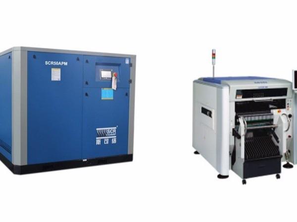 电子行业配套空压机的购买有什么讲究?